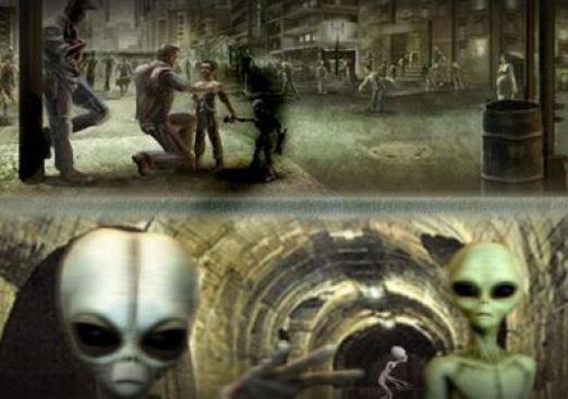 Há evidências de bases extraterrestres na Terra? 1