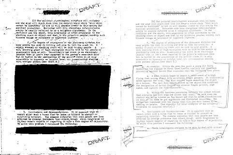 Agência Nacional de Segurança dos EUA libera documento completo sobre OVNI 1