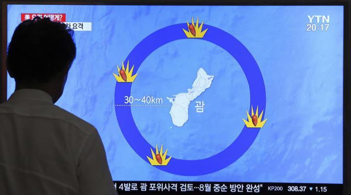 Estados Unidos em alto alerta - Coréia do Norte ameaça lançar míssil a qualquer momento 1