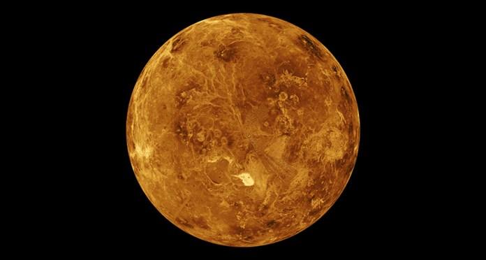 Vênus pode ter tido um oceano