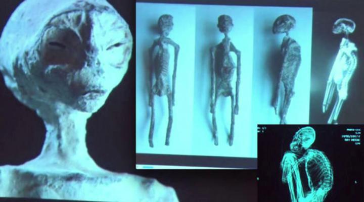 misteriosas múmias de Nazca