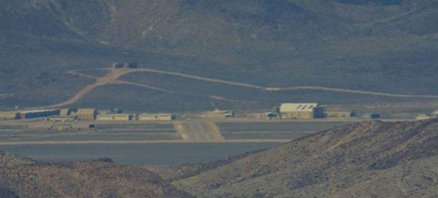 Atividade suspeita é detectada acima da Área 51 Area-51-1