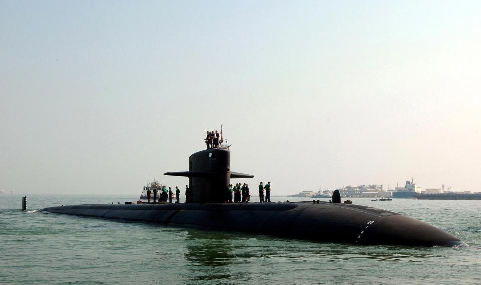 Marinha dos EUA conta com programa secreto para detecção de Objetos Submarinos Não Identificados 1