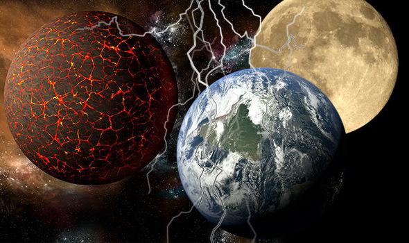 a chegada do planeta Nibiru