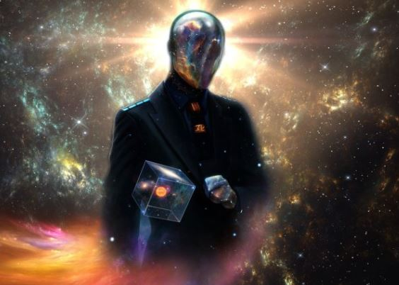 alienígenas avançados e o desaparecimento de estrelas