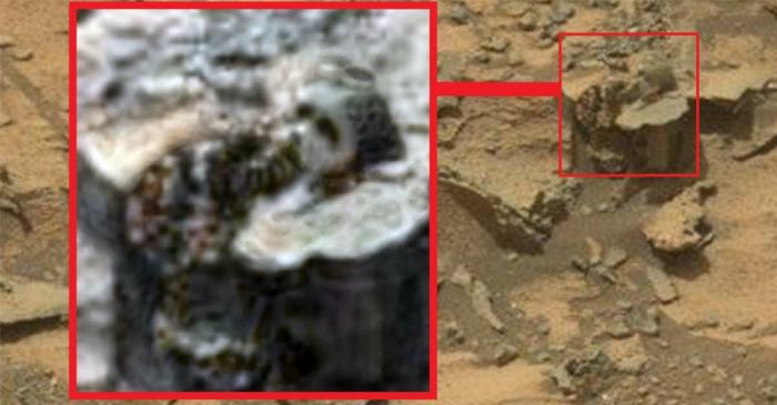 Não querem que você saiba que há, ou pelo menos houve, uma civilização em Marte 2