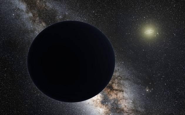 Outra coisa pode estar se escondendo no sistema solar
