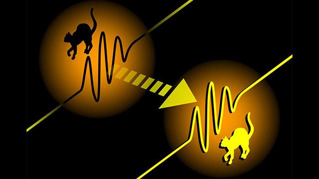 Teletransporte e telepatia