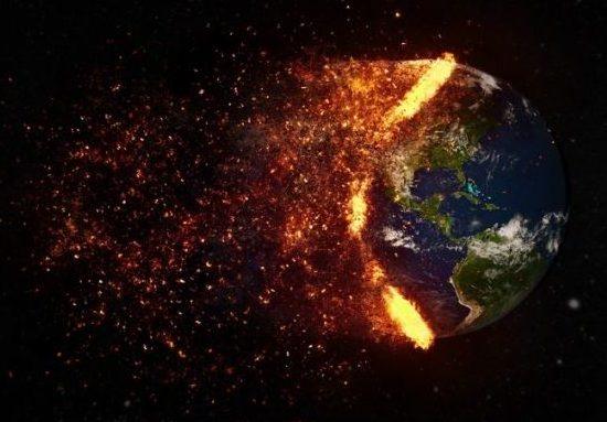 A Terra está prestes a morrer