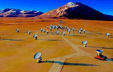 enviar mensagens aos extraterrestres