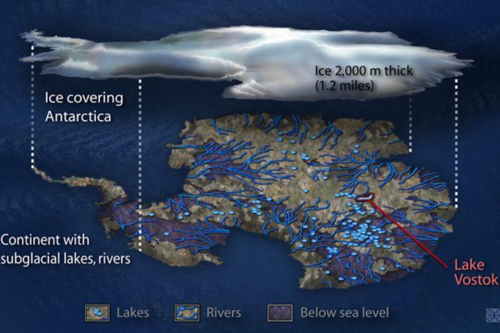 Antártica não é o que as pessoas pensam