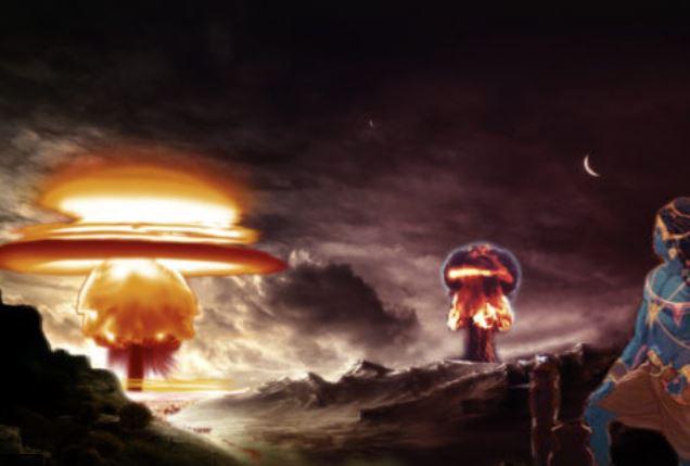 Explosões nucleares da antiguidade