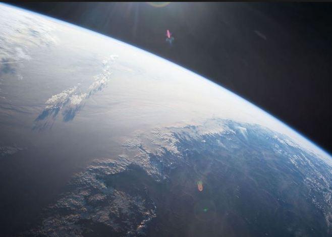 provar que a Terra NÃO é plana