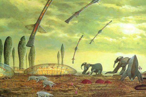 procurar por vida alienígena
