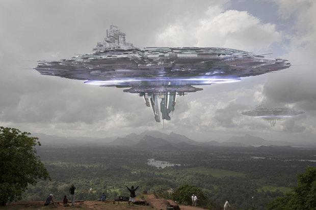 contato alienígena pode ocorrer a qualquer dia agora