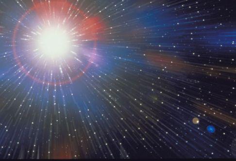 não houve o Big Bang