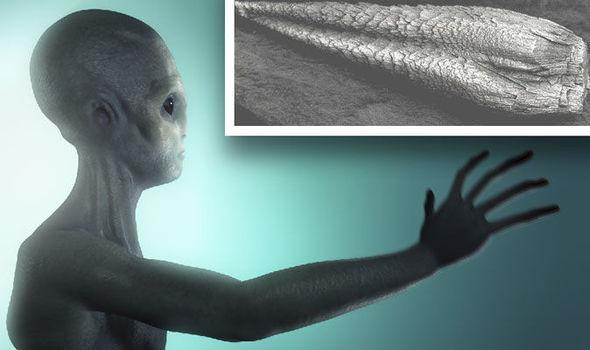 Governo dos EUA é requerido de disponibilizar liga metáliga alienígena
