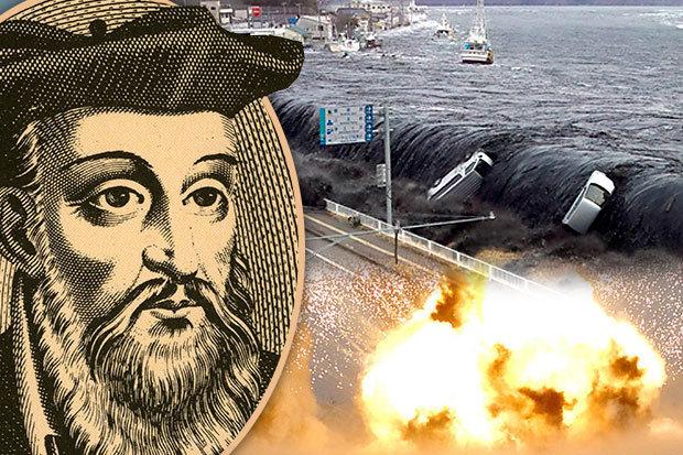 Supostas previsões de Nostradamus para 2018
