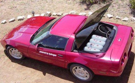 """carro """"movido a água"""""""