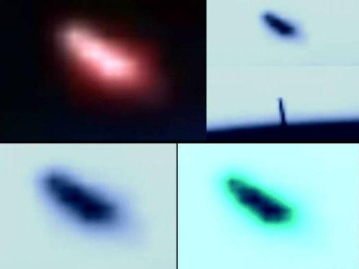 Estranho objeto deixando a atmosfera terrestre é filmado pela câmera da ISS 1