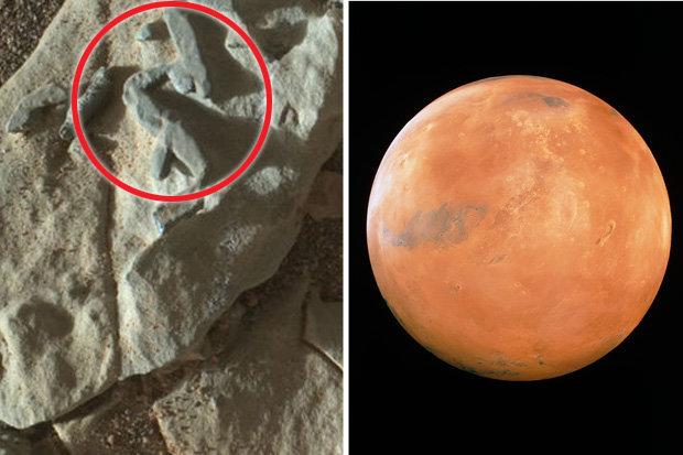 NASA pode ter encontrado vestígios de vida em Marte