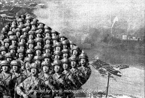 O inexplicável desaparecimento de 3.000 soldados chineses