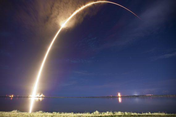 satélite secreto pode ter fingido seu próprio acidente