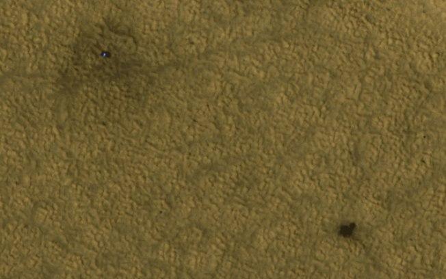 NASA diz estar estudando possibilidade de vida extraterrestre em Marte 1