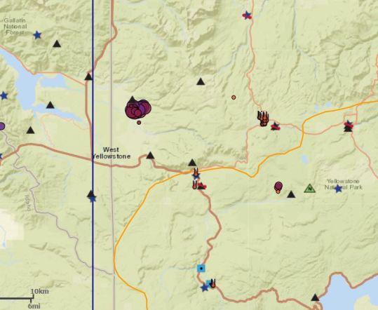 Parque Yellowstone provoca receios de iminente erupção do super vulcão