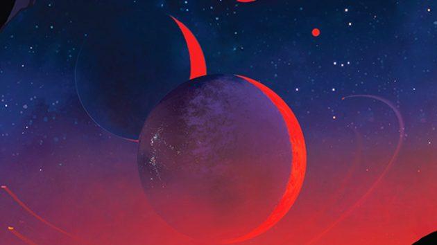 planetas do tamanho da Terra com muita água e gelo