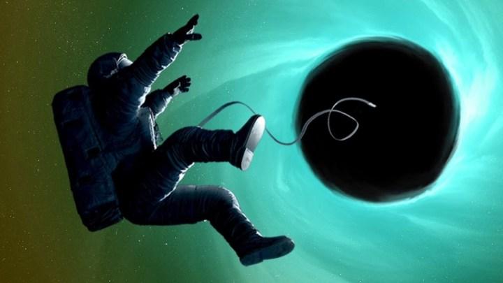 Buracos negros podem apagar o nosso passado