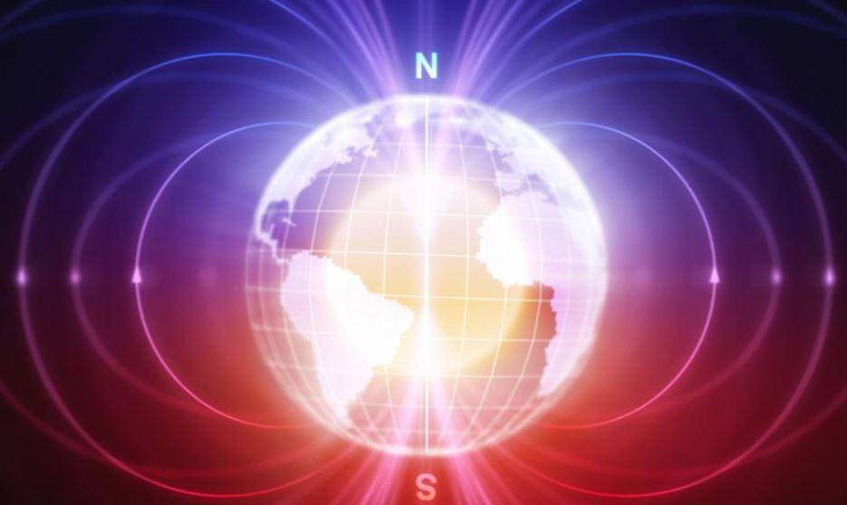 Polo Norte magnético está se deslocando