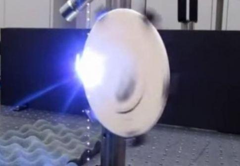 Tecnologia laser cria vozes no ar