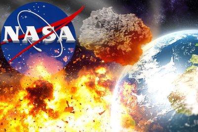 impacto em potencial de asteroide com a Terra