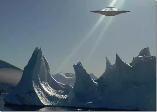 Relatos de um cientista brasileiro sobre OVNIs na Antártica