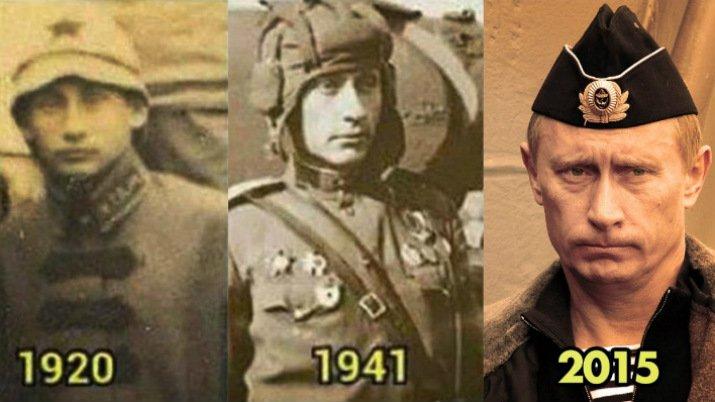 Putin imortal