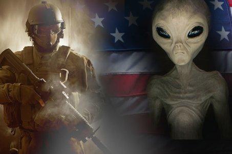 ETs e militares dos EUA planejam
