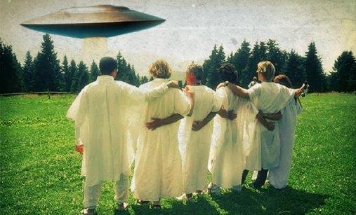 cultos dos OVNIs