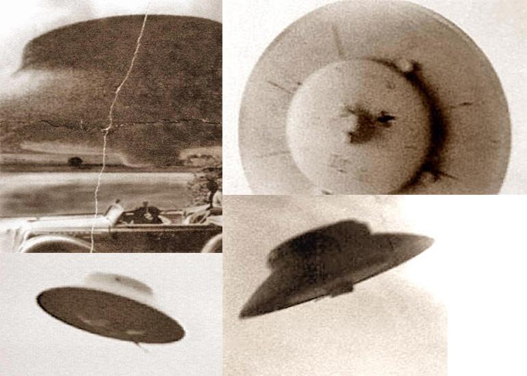 Documentos da CIA sugerem que os nazistas realmente construíram OVNIs 1