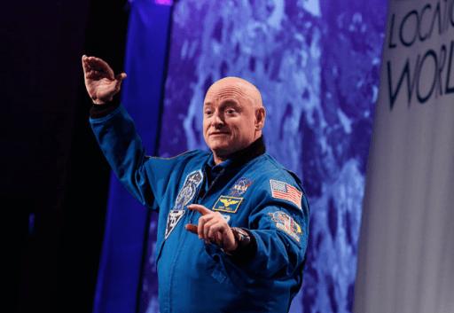 Astronauta Scott Kelly viu coisas inexplicáveis no espaço