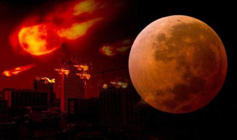 """""""Lua de Sangue"""", julho de 2018: Sinal do fim do mundo?"""