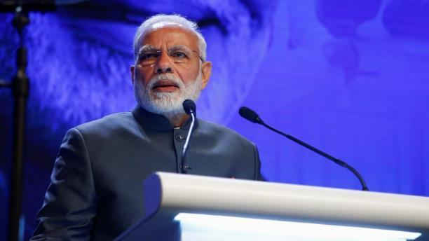 OVNI sobrevoa a residência do Primeiro Ministro da Índia