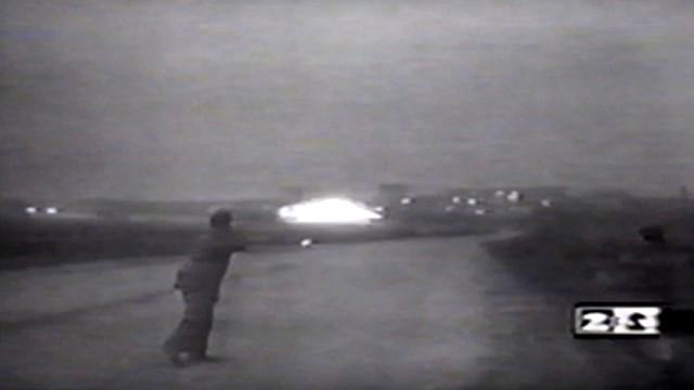 Pouso de OVNI teria sido mostrado pela TV russa em 1995 3