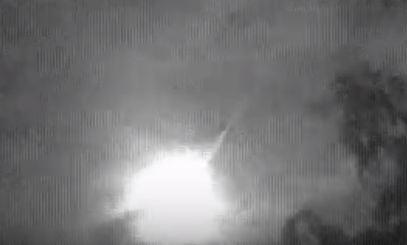 Bola de fogo cruza o céu do Brasil, desta vez na Bahia 1