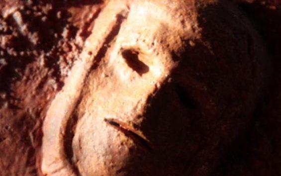 """""""Face em Marte"""" claramente tem uma boca com dentes"""