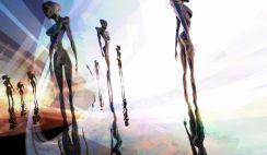 Seres interdimensionais podem estar caminhando entre nós
