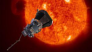 Sonda Parker, da NASA, acaba de quebrar dois recordes em um só dia