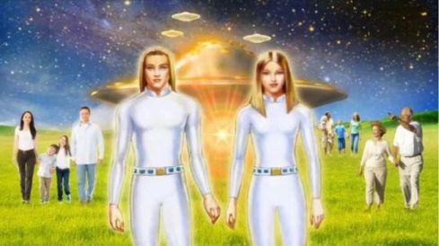 Nossa longa história secreta com os alienígenas