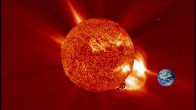 Explosão solar vai lançar o caos na Terra (só não se sabe quando)
