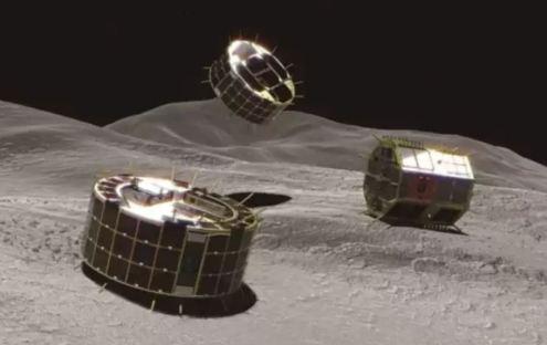 Japão acaba de se tornar o primeiro país a colocar sondas móveis num asteroide